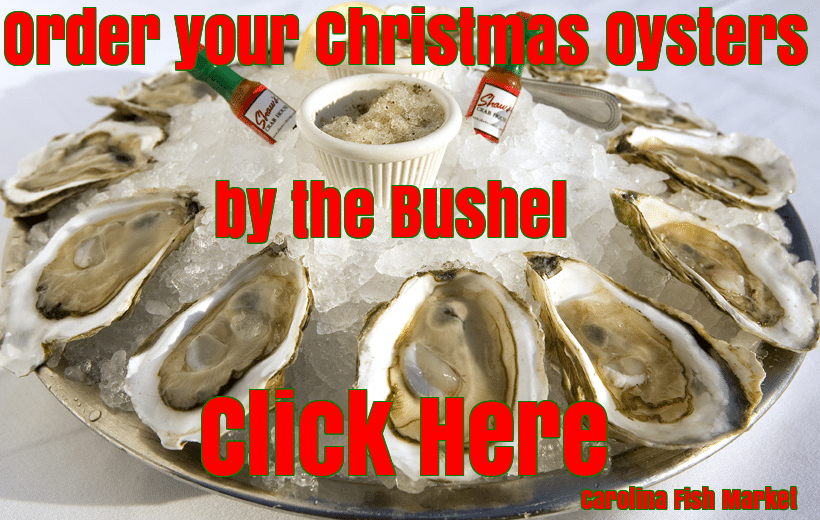 Raw Or Cooked, Oysters Are Traditional Christmas Eve Fare