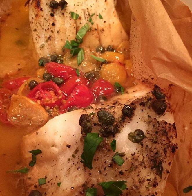 Cooking Fish in Vacuum Sealed Bags
