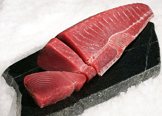 Ahi Tuna, Yellowfin