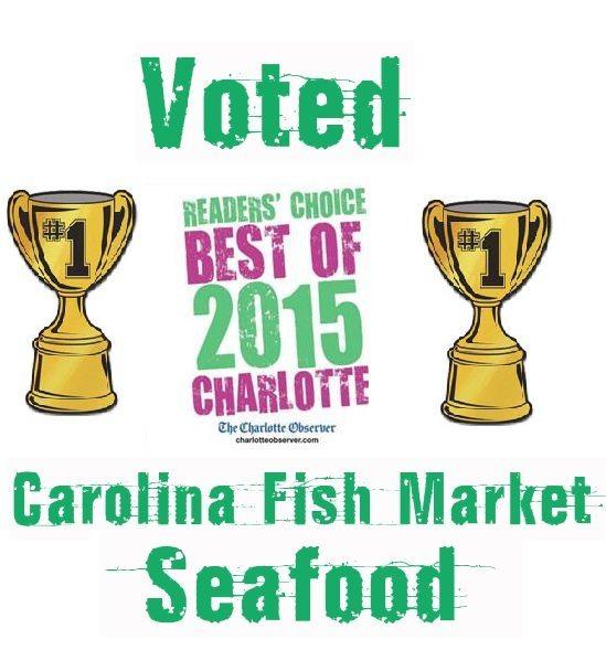 Charlotte Observer Readers Choice Winner