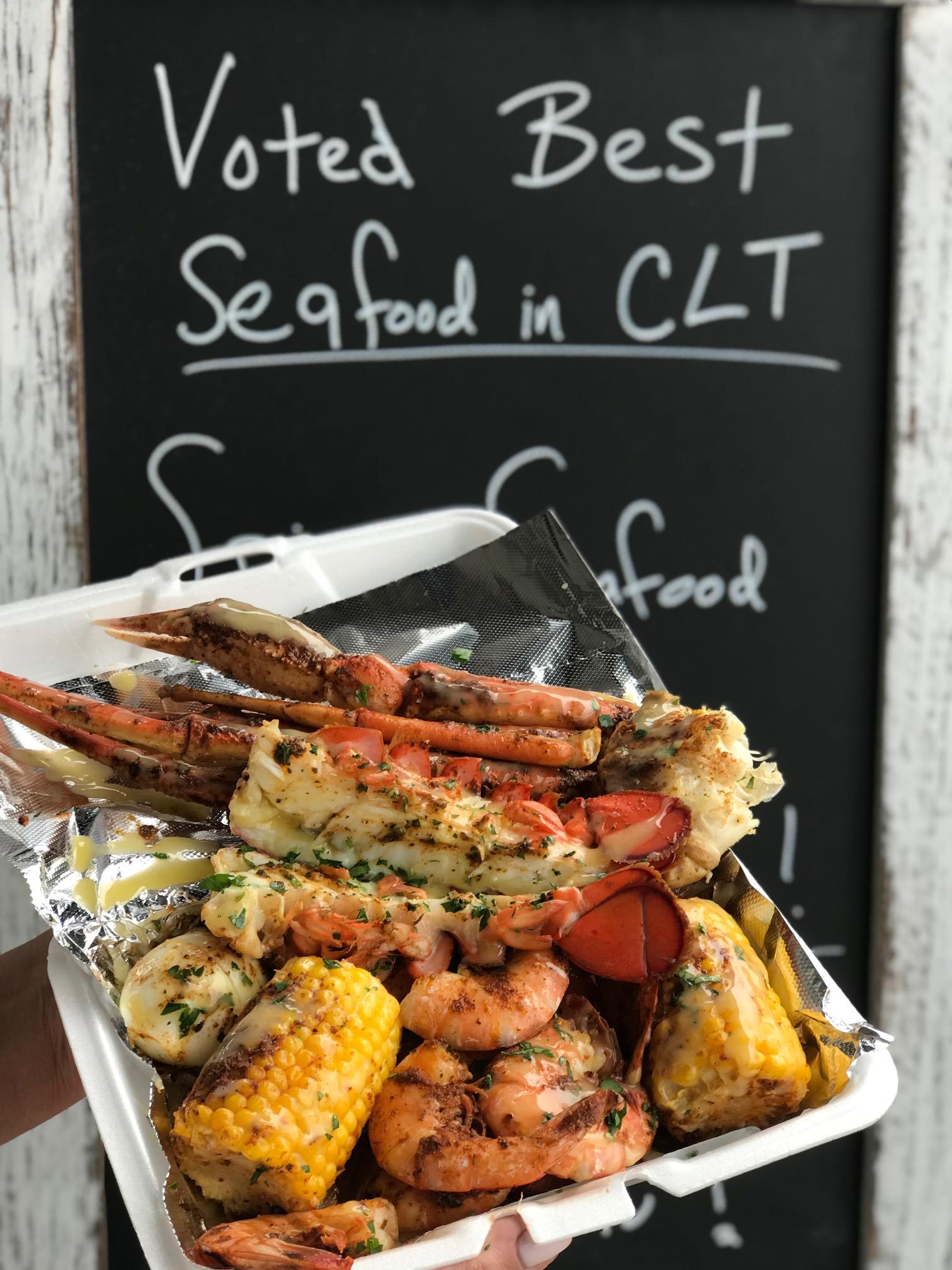 The Crab  Lobster  U0026 Shrimp Sensation