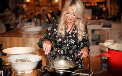 Cooking Classes Charlotte, NC | Chef Melissa