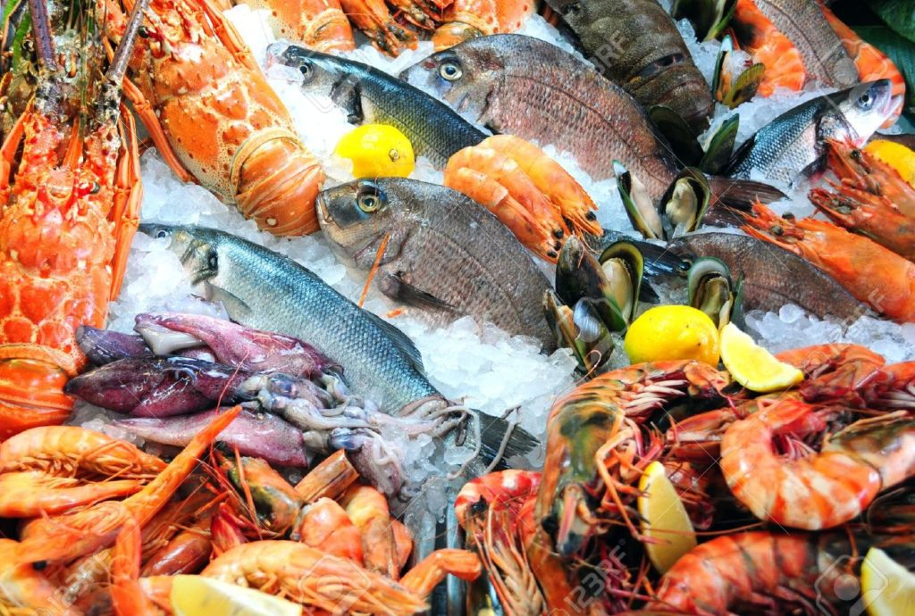 Carolina Seafood Box