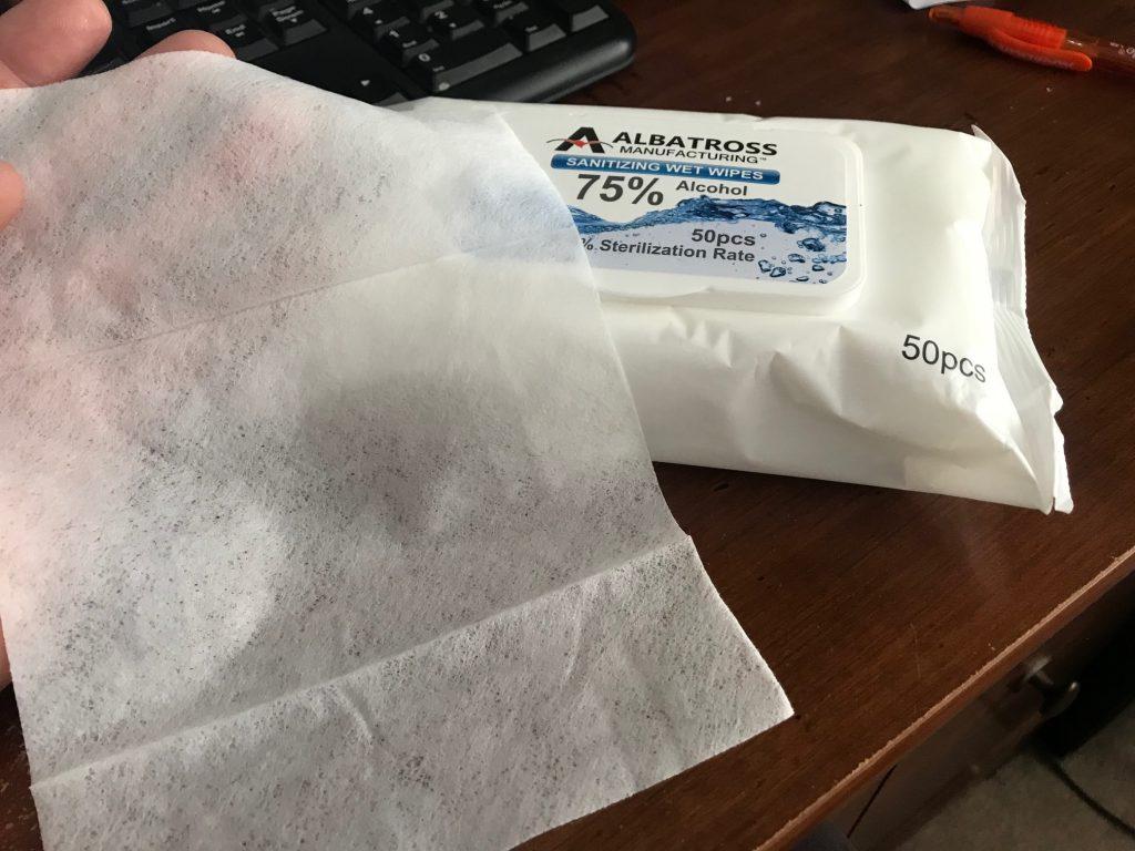 Sanitizing Wipes Charlotte, NC