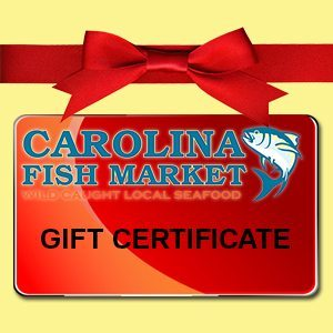 Cyber Monday at the Carolina Meat & Fish Co