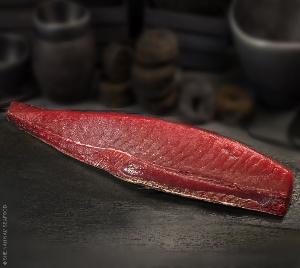 Fresh Ahi Yellowfin Tuna