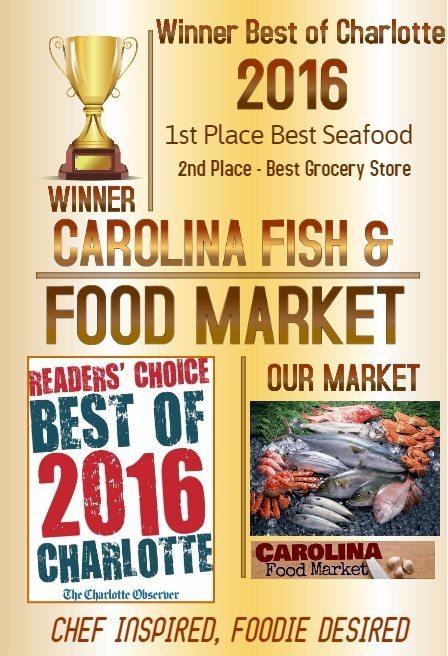Harris Teeter and the Carolina Fish Market