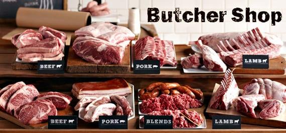butcher shop Ballantyne