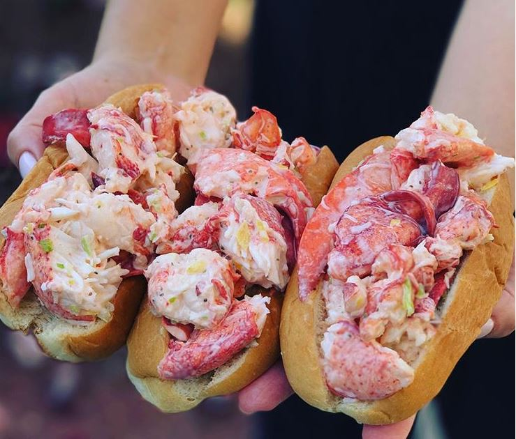 Best Lobster Roll Charlotte