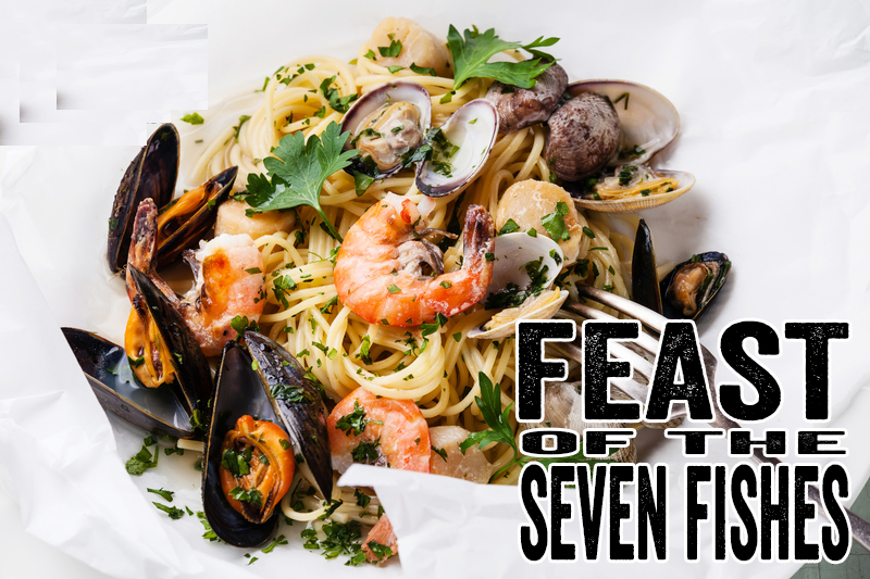 feast of the 7 fishes