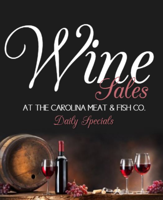 Buy Wine at the Carolina Meat & Fish Co