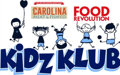 Join the Carolina Meat & Fish Co. Kids Klub