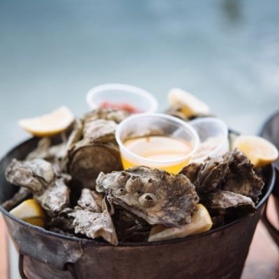 Stay at home Oyster Kit